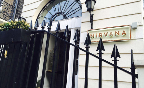 Nirvana Kitchen   Lady co uk