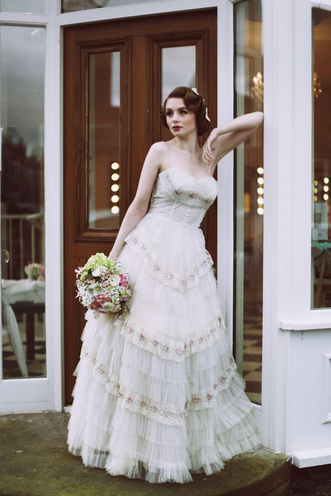 Get the 1950\'s wedding look | Lady.co.uk